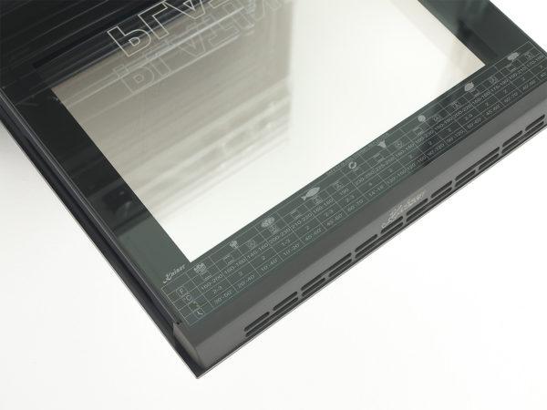 Плита склокерамічна Kaiser HC 62010 B Moire