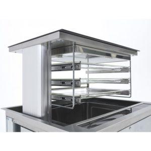Вбудована електрична духовка Kaiser EH 6000 Lift Glas