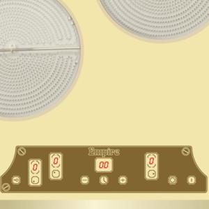 Електрична варильна поверхня Kaiser KCT 4785 ElfEm